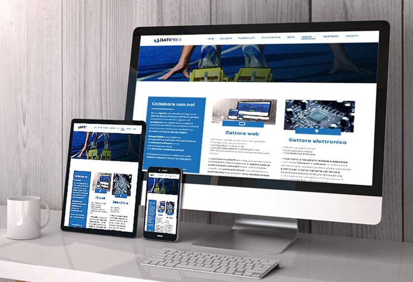 Omega 2000 settore web